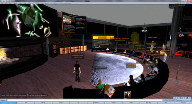 Chat log from the meeting on 2009-11-17 - OpenSimulator